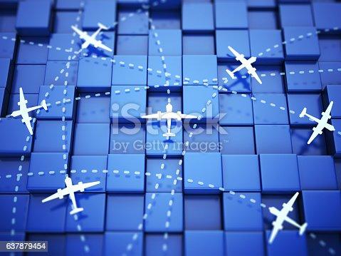 istock Air traffic 637879454