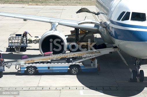 istock Air transport 500926997