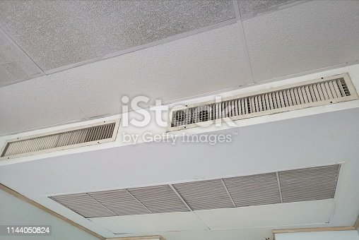 1132163701 istock photo Air ventilator metal slat frame 1144050824