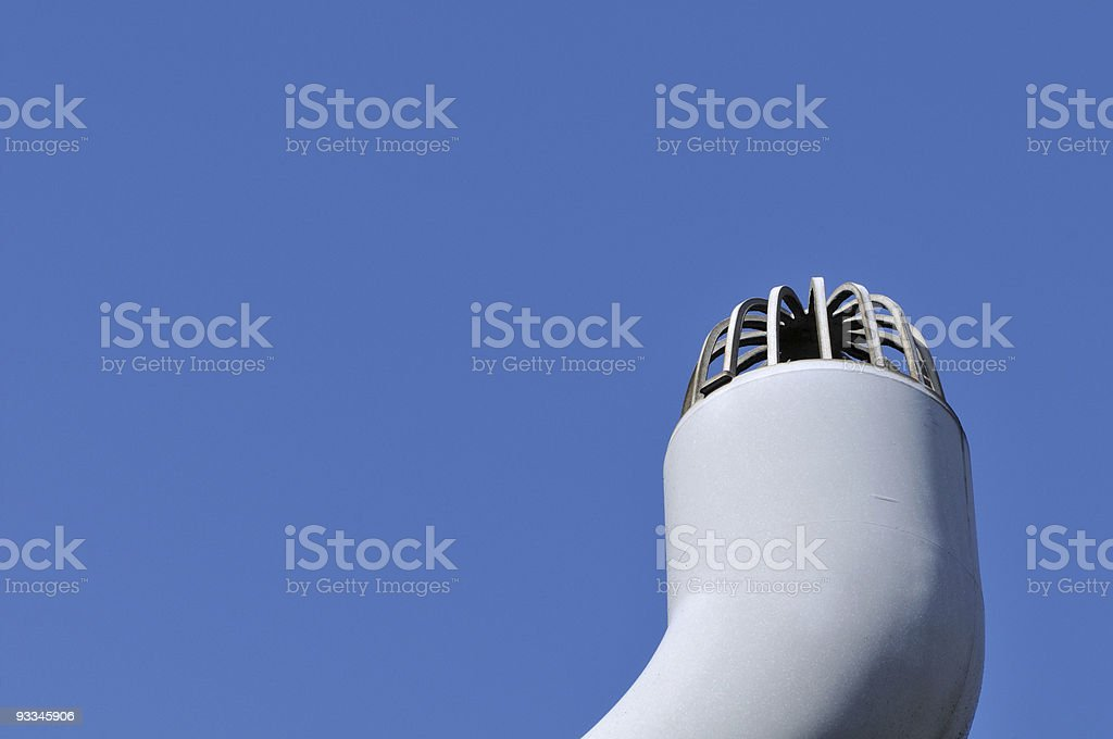 Air vent royalty-free stock photo
