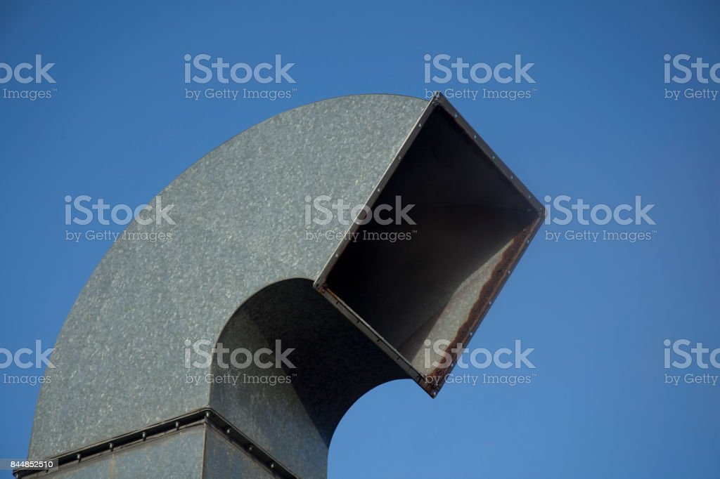 Air vents stock photo