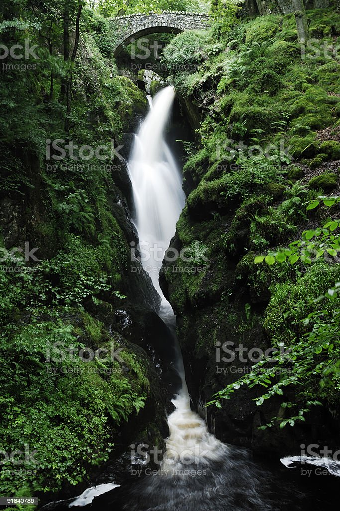Aira Force royalty-free stock photo