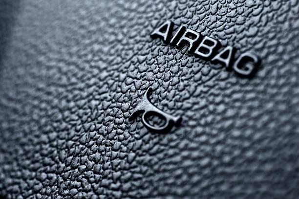 Airbag und hupen – Foto