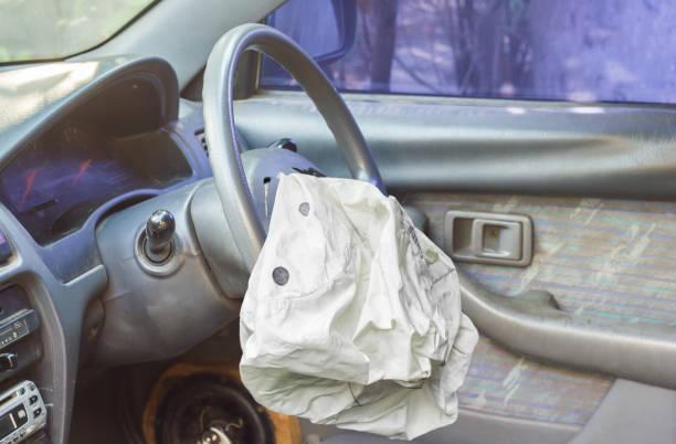 Airbag explodiert – Foto