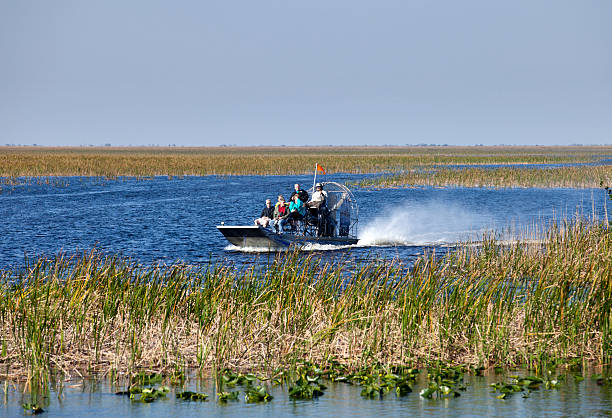 Airboat Ecotour - Sawgrass Recreation Park