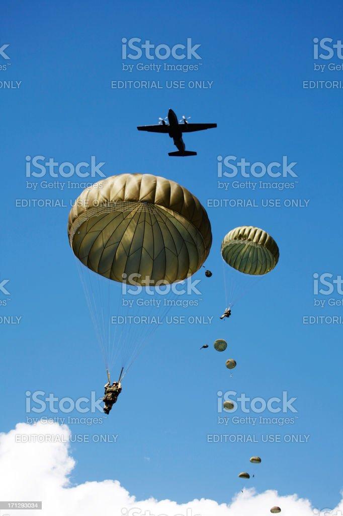 Airborne Betrieb Markt Garten, Ede, Niederlande – Foto