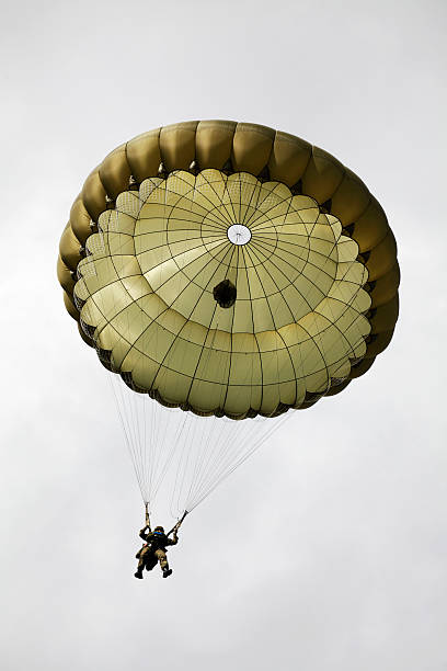 airborne operation market garden - fallskärm bildbanksfoton och bilder