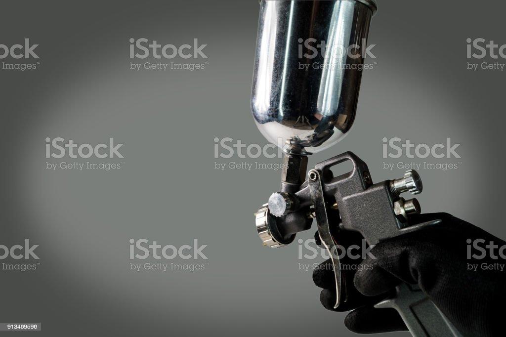 Airbrushpistole Stockfoto Und Mehr Bilder Von Airbrush Istock