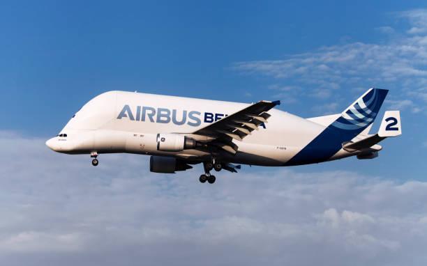 Airbus A300-608ST Beluga 2 stock photo