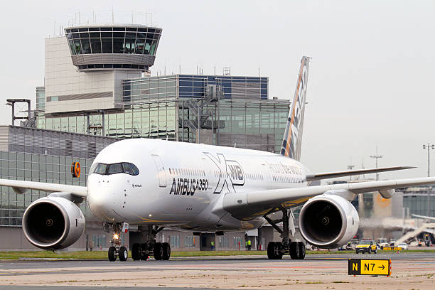 Airbus A350 - foto stock