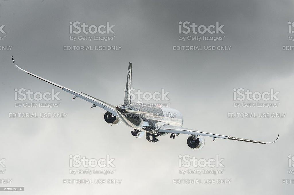 Airbus A350 XWB - foto stock