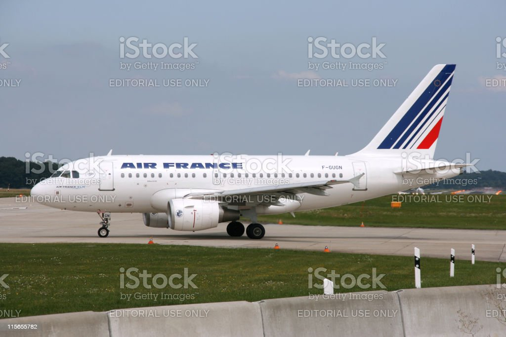 Airbus stock photo