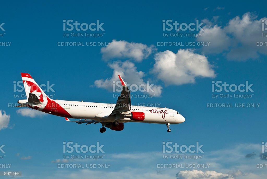 Airbuss A321 - Photo