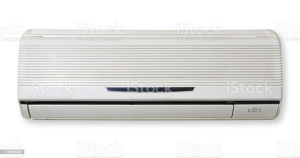 Air-conditioner royalty-free stock photo