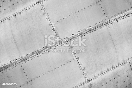 istock Aircraft construction. 498926573