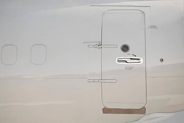 Flugzeug-Detail – Foto