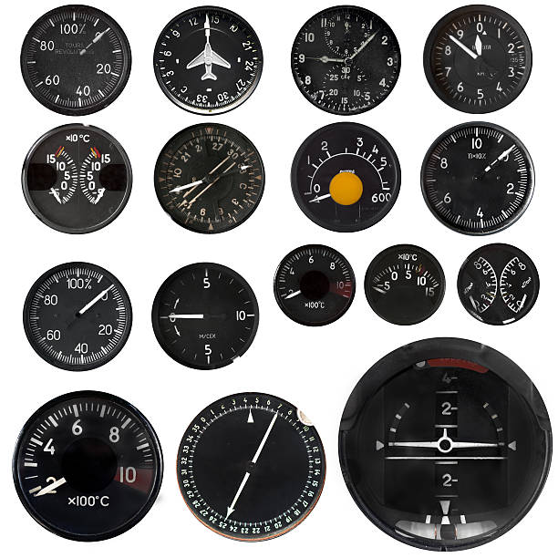 Best Flight Instruments Stock Photos, Pictures & Royalty