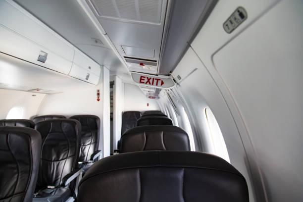 Aircraft Interior – zdjęcie