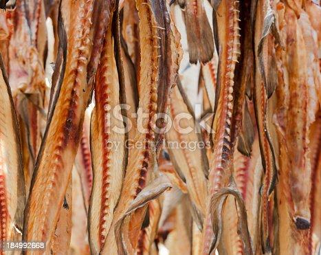 air-dried fish, iceland