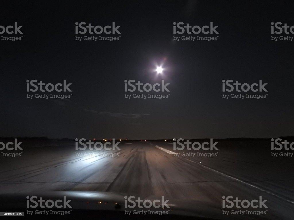 Airfield operazioni - foto stock