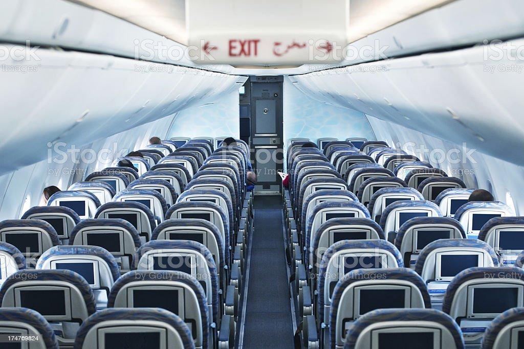 Airflight royalty-free stock photo