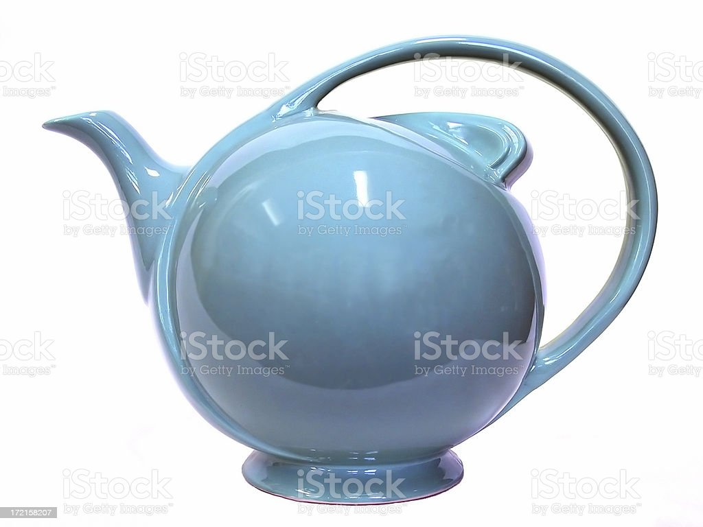 Airflow Teapot stock photo