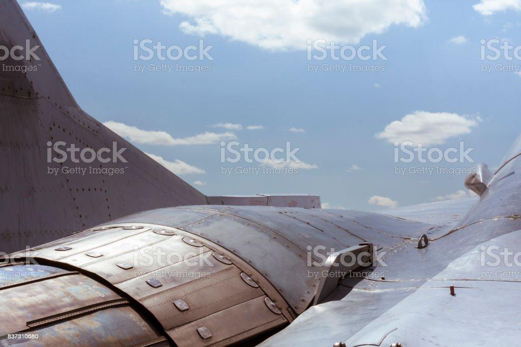Airforce background. stock photo