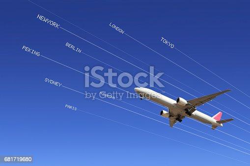 istock Airline 681719680