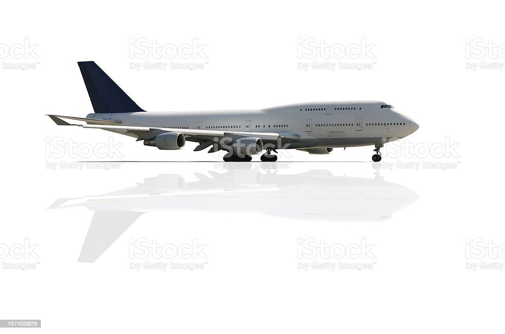 Airliner avec reflets - Photo