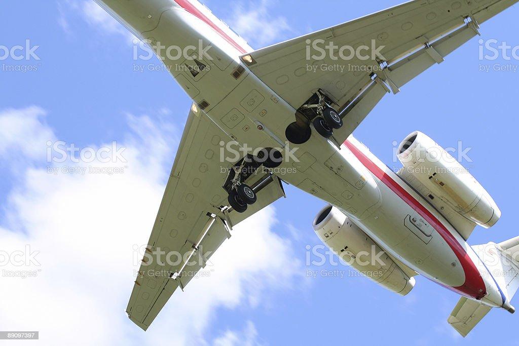 Airliners живота Стоковые фото Стоковая фотография