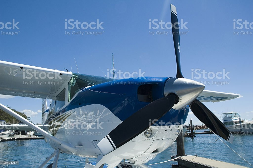 Airplane, airoplane royalty-free stock photo