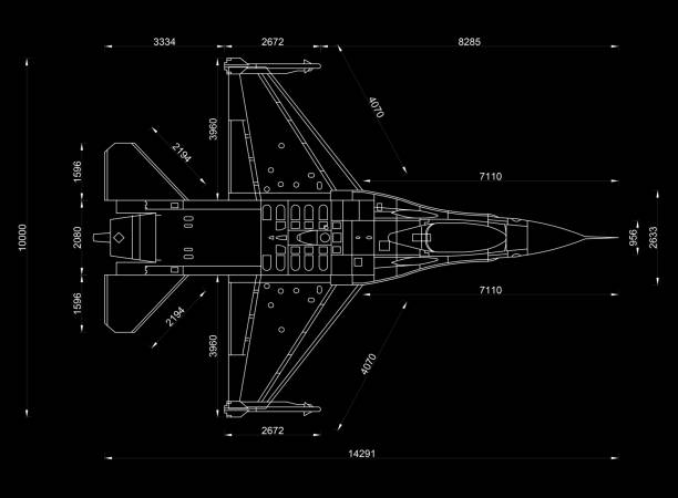 Flugzeugentblöcke – Foto