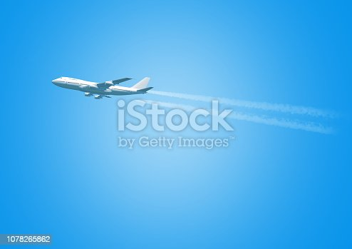 istock airplane flight concept with copy space 1078265862