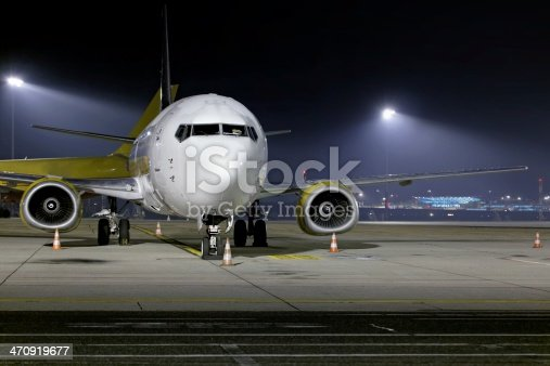 istock airplane front close-up 470919677
