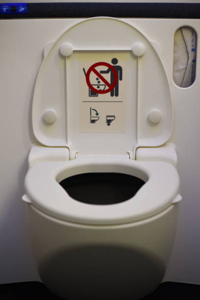 Airplane Lavatory Stock Photos, Pictures & Royalty-Free ...