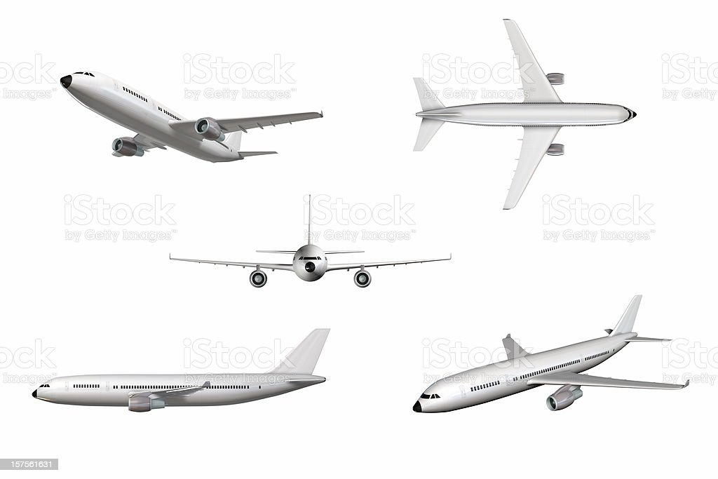 Flugzeug – Foto