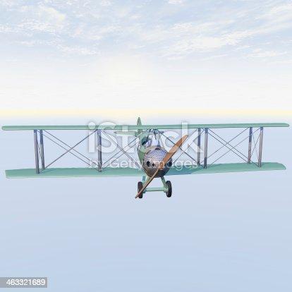 istock Airplane 463321689