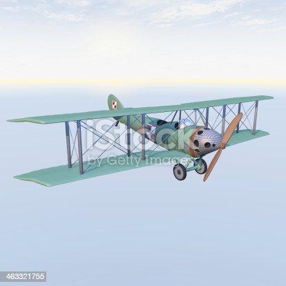 istock Airplane 463321755