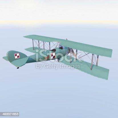 istock Airplane 463321853
