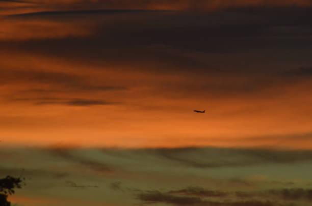 Avião - foto de acervo