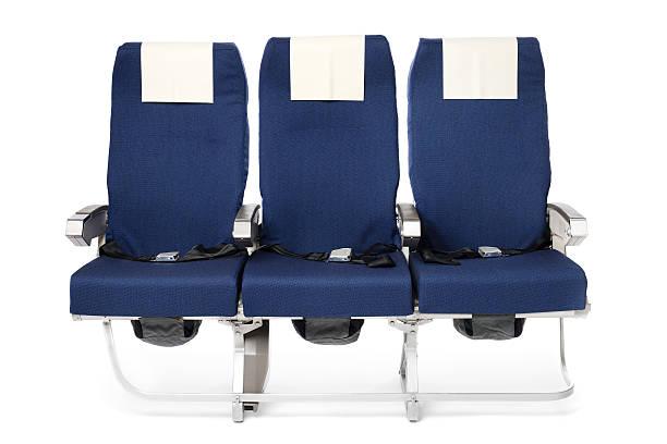 Flugzeug Sitzplätze – Foto