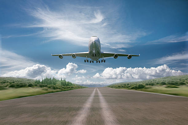 Royalty Free Airplane Take Off Pictures, Images and Stock ...