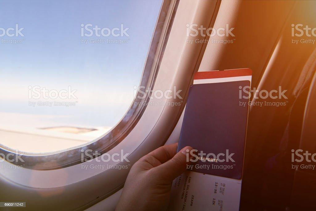 Voyage vacances avion - Photo