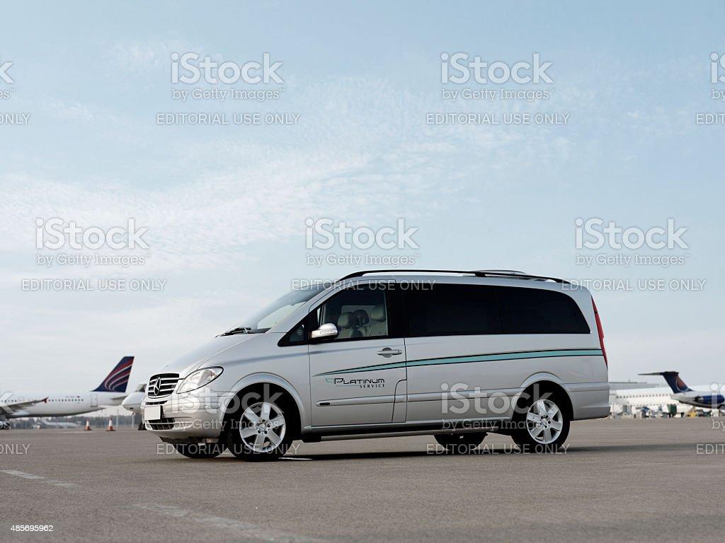airplane VIP services stock photo