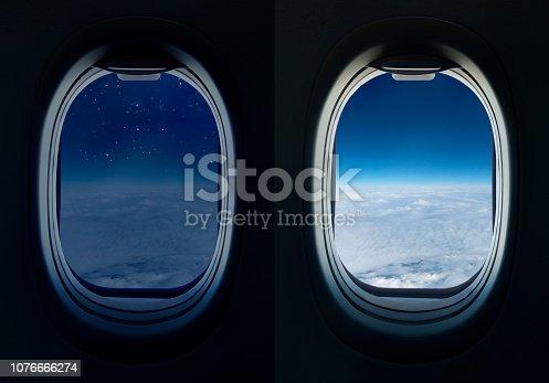 istock Airplane Window 1076666274