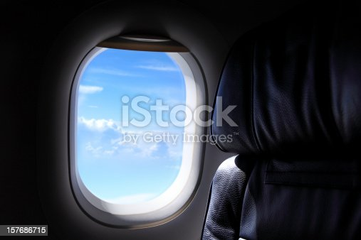 istock airplane window 157686715