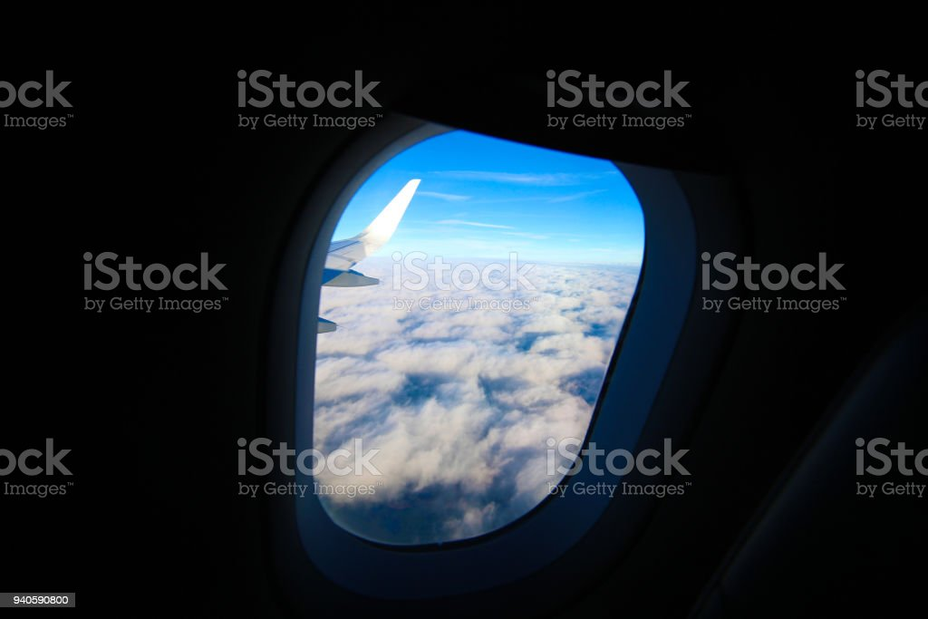 Magnificent Airplane Window Seat View Stock Photo Download Image Now Gmtry Best Dining Table And Chair Ideas Images Gmtryco