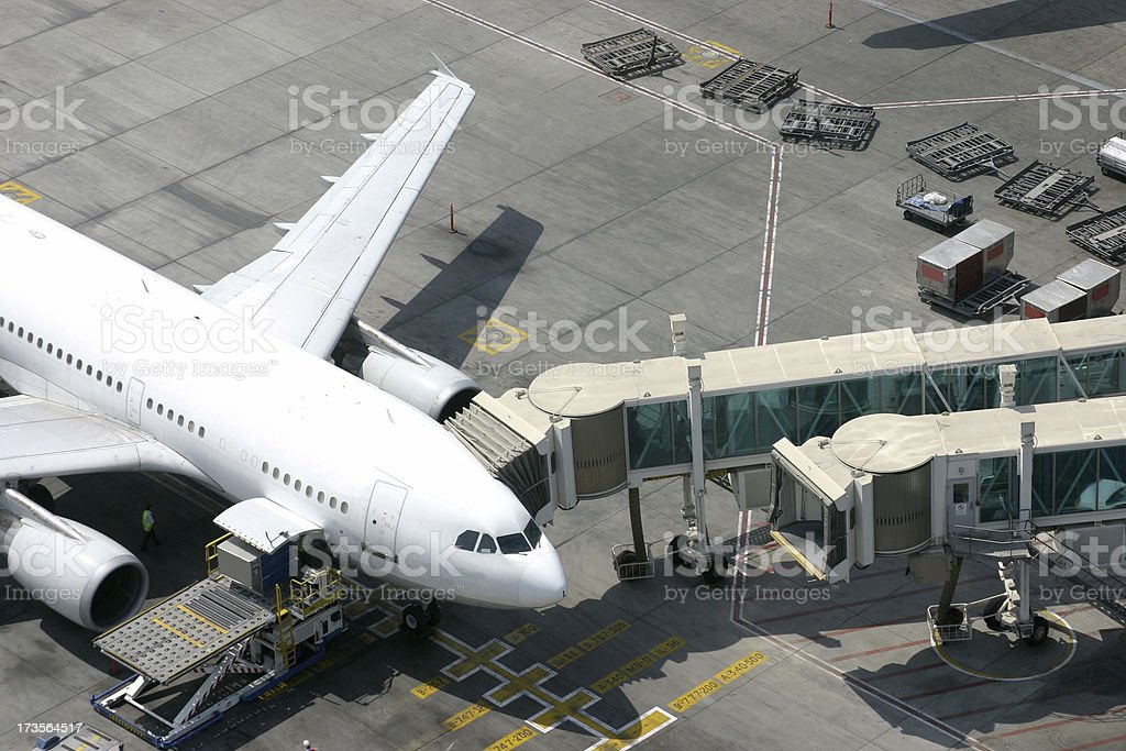 Airport 07 royalty-free stock photo