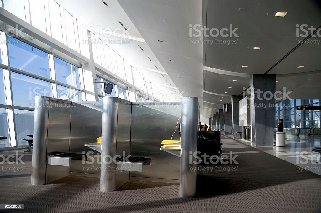 Airport 1 royalty-free stock photo
