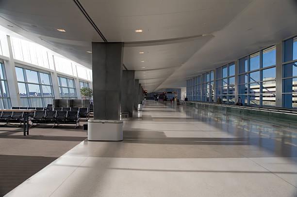 Airport 4 stock photo